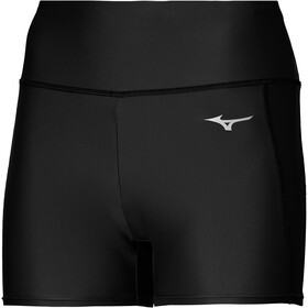 Mizuno Core Short Tights Women, black